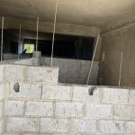 Continued construction on the Hartman Initiative clinic